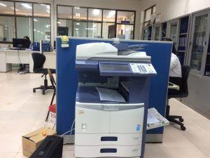 phân phối máy photocopy