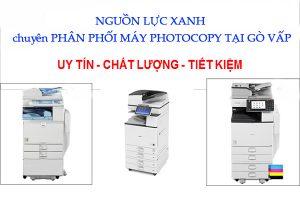 Công Ty Nguồn Lực Xanh chuyên phân phối máy photocopy ở gò vấp