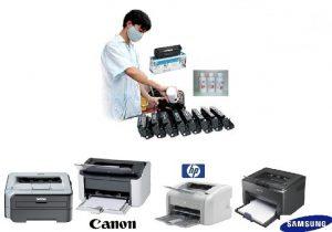 Nạp mực máy photocopy tại Q2
