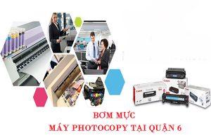 Công Ty TNHH Công Nghệ Nguồn Lực Xanh là đơn vị bơm mực máy photocopy tại Quận 6