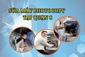 Sửa máy photocopy tại Q8 với Công Ty Công Nghệ Nguồn Lực Xanh