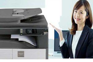 Sử dụng dịch vụ cho thuê máy photocopy mang lại nhiều lợi ích