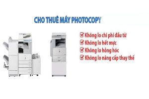 Nguồn Lực Xanh là đơn vị cho thuê cho thuê máy photocopy uy tín