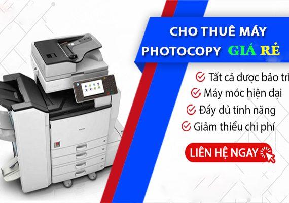 Nguồn Lực Xanh là địa chỉ cung cấp dịch vụ cho thuê máy photocopy Hóc Môn uy tín