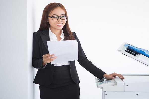 Thuê máy photocopy tức khách hàng cần bỏ tiền để thuê máy từ nhà cung cấp