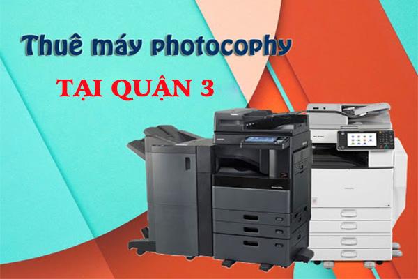 Dịch vụ cho thuê máy photocopy ở Quận 3 của Nguồn Lực Xanh có điểm gì nổi bật?