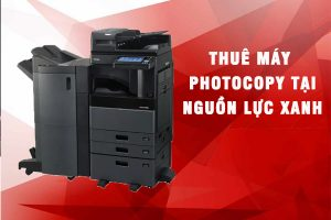 Đơn vị cung cấp dịch vụ cho thuê máy photocopy uy tín tại Quận Phú Nhuận