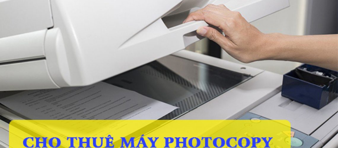 Nguồn Lực Xanh – địa chỉ cho thuê máy photocopy tại Quận 1 uy tín